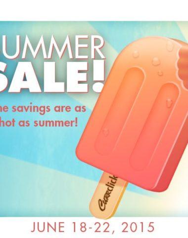 Curr Click Summer Sale