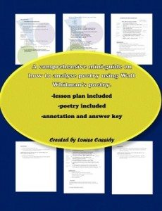 Poetry Analysis Mini Unit for High School Students www.homeschoolgiveaways.com FREE poetry Analysis mini unit!