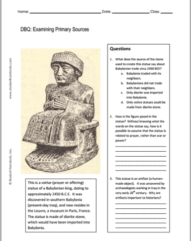 FREE World History Handout www.homeschoolgiveaways.com Add this FREE Babylon handout to your World History studies!