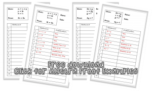 FREE Geometry Download www.homeschoolgiveaways.com Grab this free download for a new approach to learning Geometry!