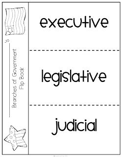 FREE Foldables for Studying the Branches of Government www.homeschoolgiveaways.com Teach your children about the three branches of governmnet with these foldables!