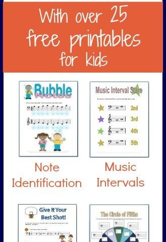FREE Guide for Music Theory www.homeschoolgiveaways.com Find great music theory printables for your homeschooled kids!