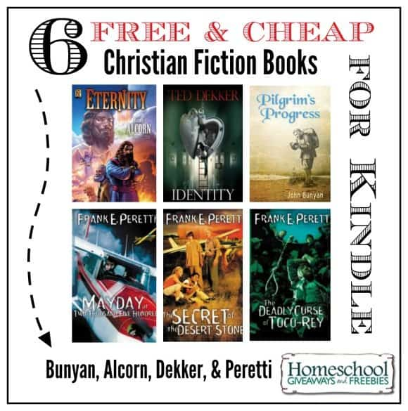 Christian Fiction for Kindle