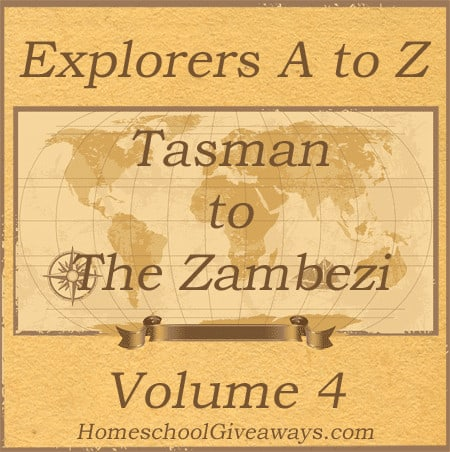 Explorers A to Z Volume 4