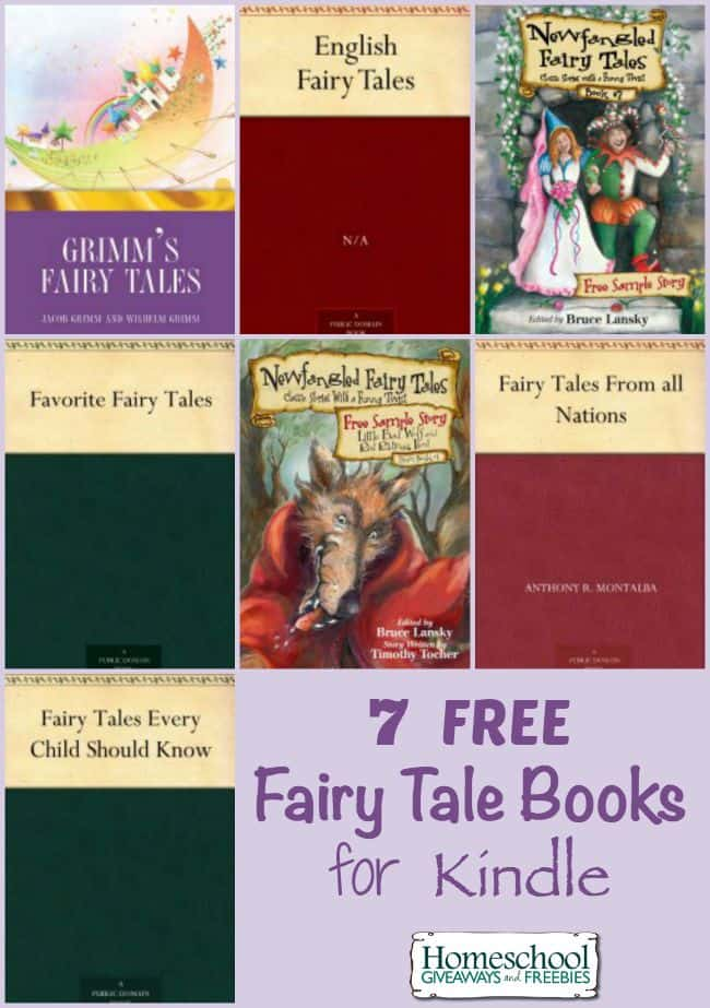 Fairy Tales for Kindle