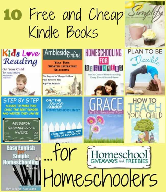 Kindle for Homeschoolers