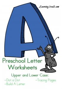 Preschool-Letter-Worksheets-A