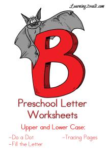 Preschool-Letter-Worksheets-B