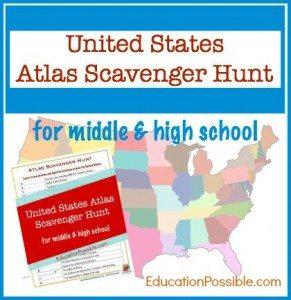 USA-Scavenger-Hunt-EducationPossible.com