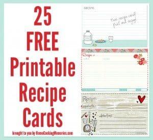 25-Free-Printable-Recipe-Cards