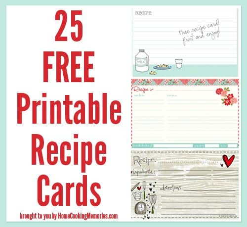 25-Free-Printable-Recipe-Cards