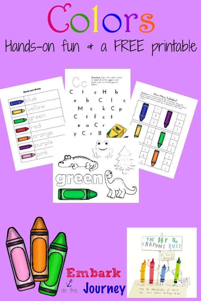 Colors-Pin
