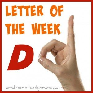 Make learning Letter D exciting and FUN with this HUGE list of ideas for themes! Includes {free} printables, crafts, activities, books & recipes! :: www.inallyoudo.net