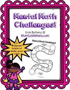 Mental-Math-Challenge