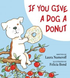 give a dog a donut