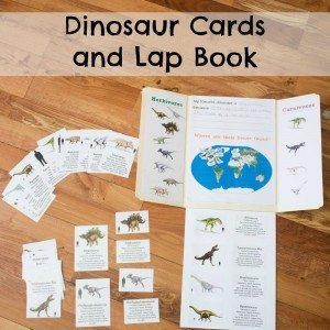 Dinosaur-Cards-and-Lapbook-Square