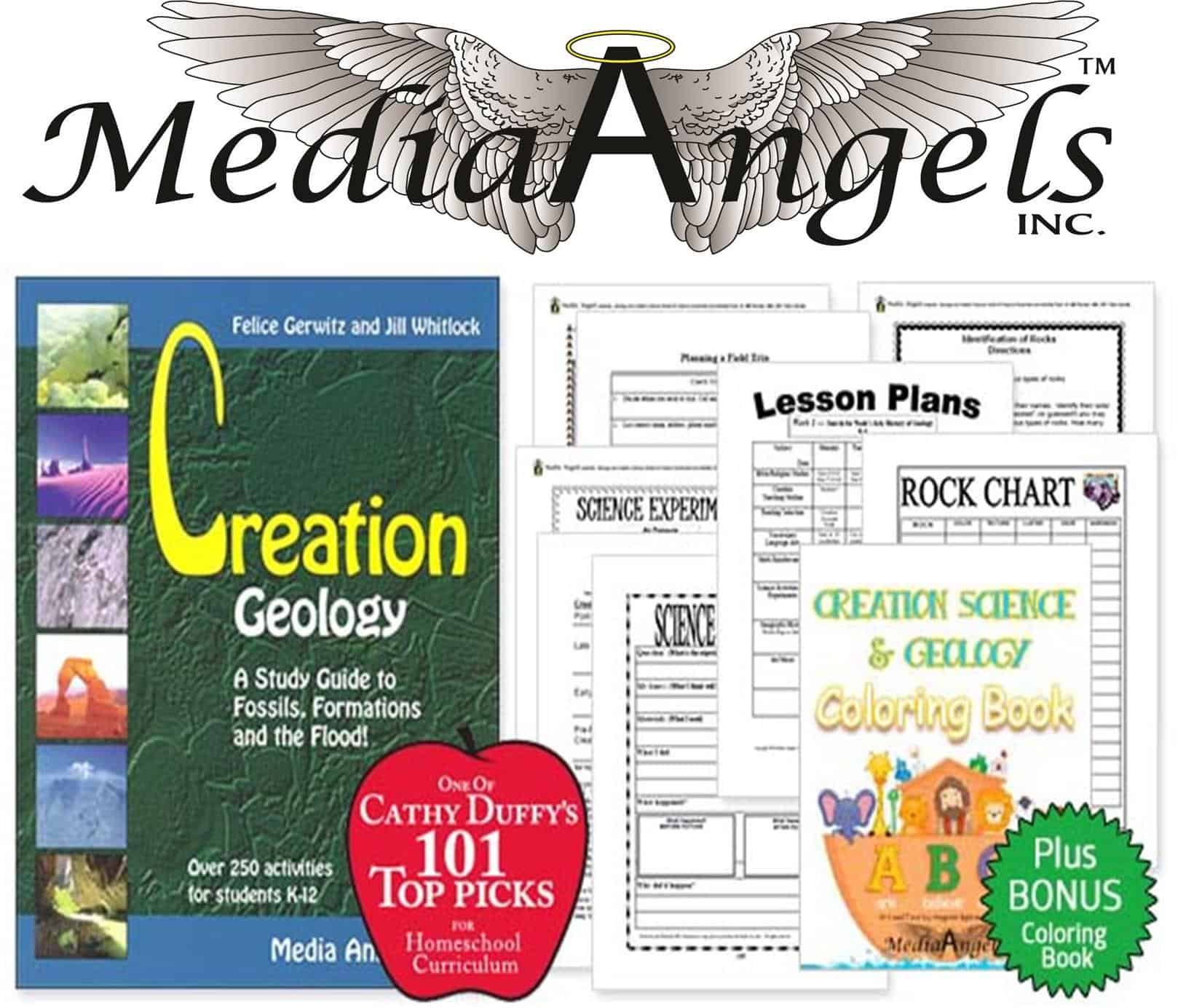 3 FREE Geology Curriculum Books $39.89 value - ends 9-15-15 ...