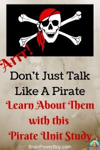 Homeschool-Unit-Study-Pirate-Unit