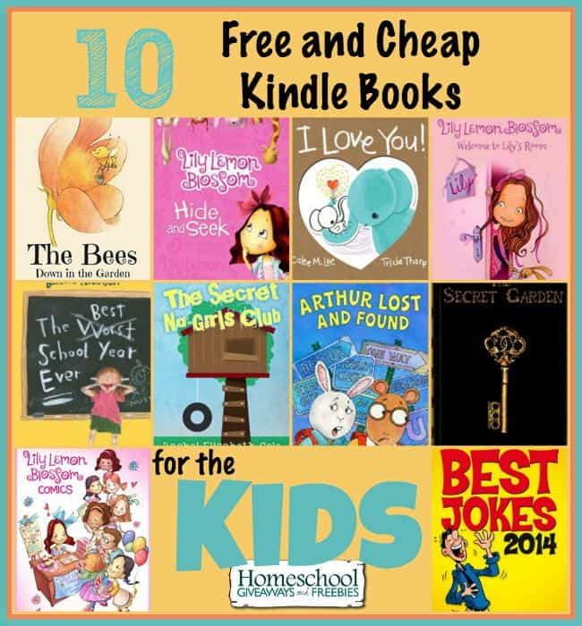 Kids Kindle Books