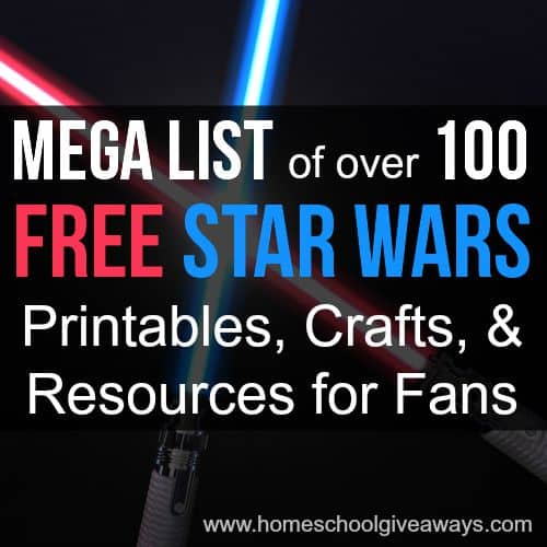 photograph relating to Printable Star Wars Images identified as Mega Record of higher than 100 Absolutely free Star Wars Printables, Crafts and
