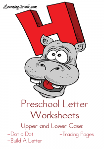 preschool-letter-worksheets-H