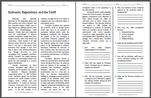 08.04-railroads-regulations-tariff-reading-questions-worksheet