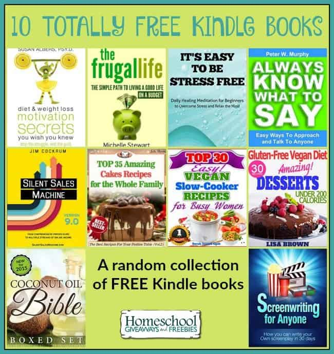 10 Free Books