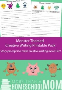 Monster-Themed-Creative-Writing-Printable-Pack