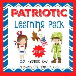 Patriotic Learning Pack Submit