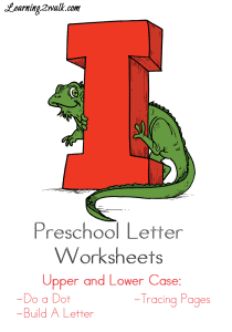 Preschool-Letter-Worksheets-I