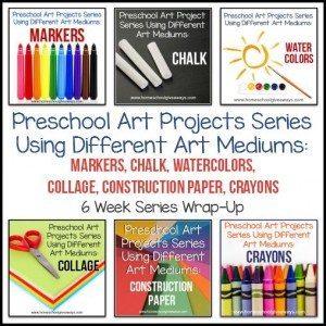 preschoolartprojectswrapup