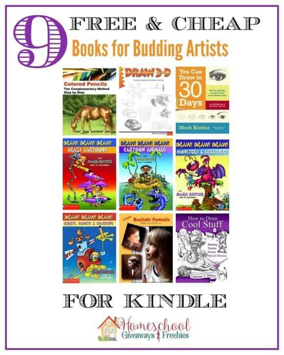 Kindle Artist Books