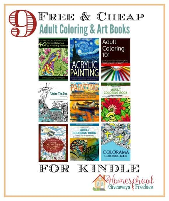 More free and cheap adult coloring books for kindle Coloring books for cheap