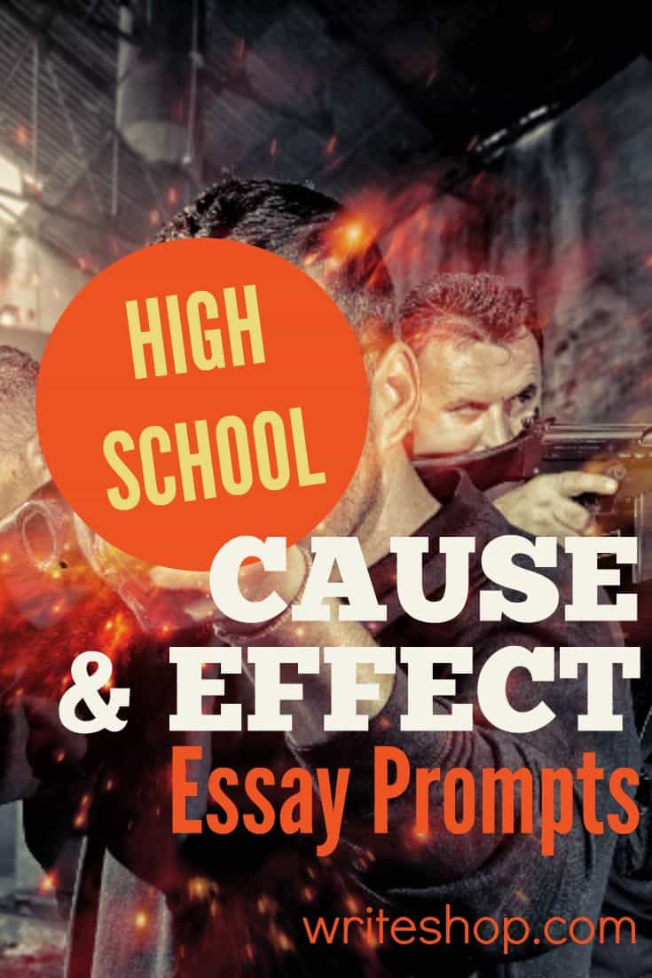 Cause and Effect Essay Outline Template
