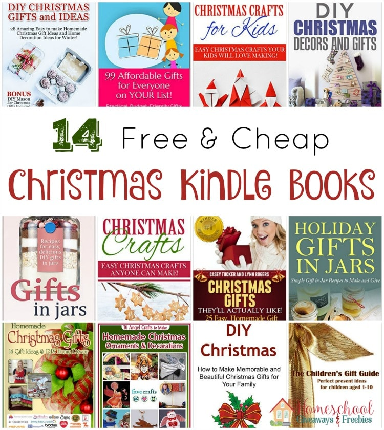 Christmas Kindle