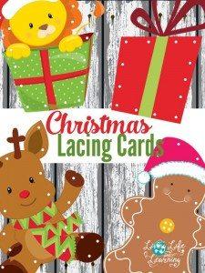 ChristmasLacing