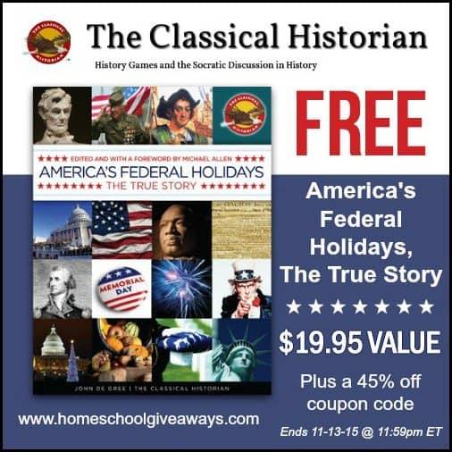 Classical Historian Freebie