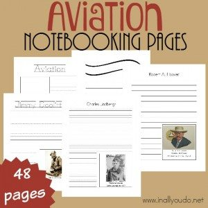 FREE Aviation Notebooking Pages_square