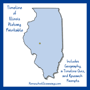 Illinois History Printable