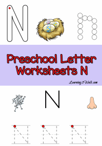 Inside-Preschool-Letter-Worksheets-N
