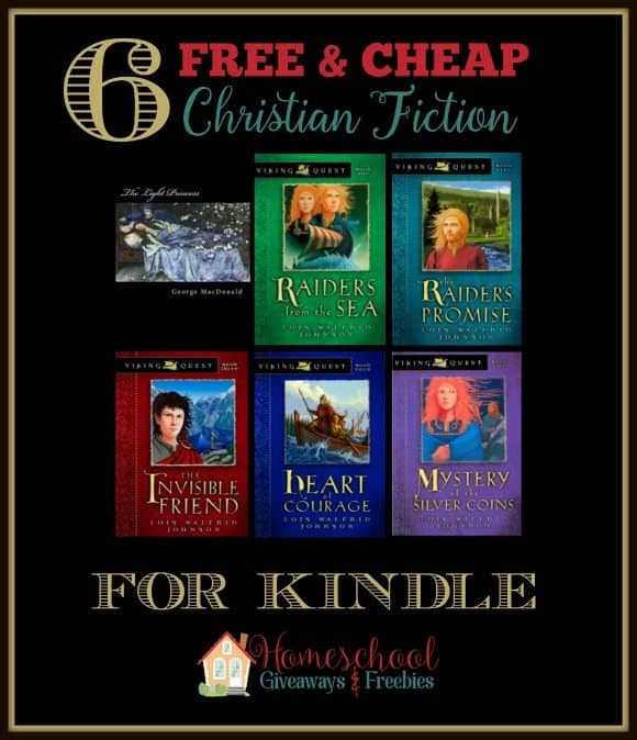 Christian Fiction Kindle