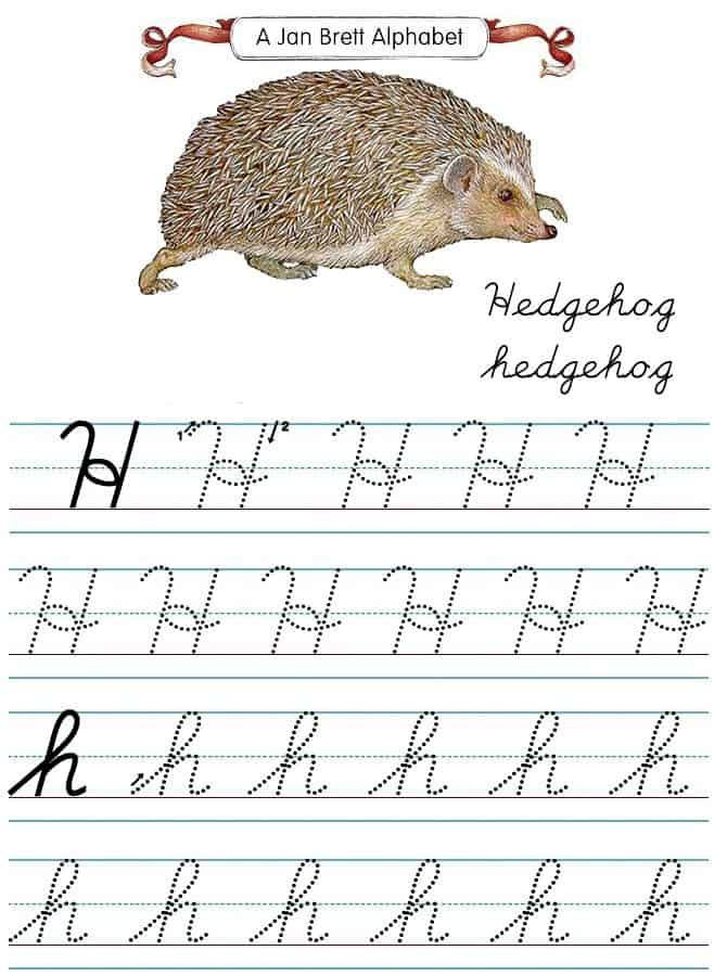 Free Cursive Alphabet Tracers Printables - Homeschool