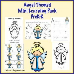 Angel Learning Pack