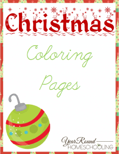 ChristmasColoringPagesCover
