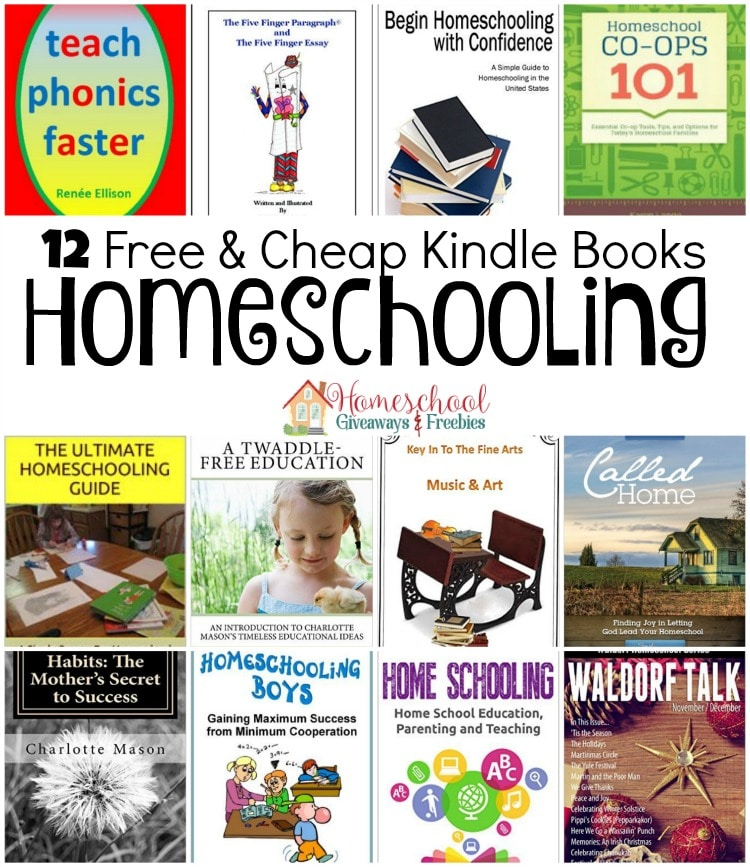 Homeschool Kindle