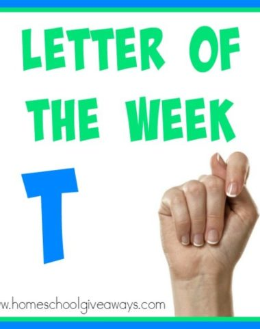 Don't get discouraged when teaching letters to your little one. Check out this HUGE list of over 100 resources for teaching the letter T. Including recipes, books, printables, crafts and MORE!! :: www.homeschoolgiveaways.com
