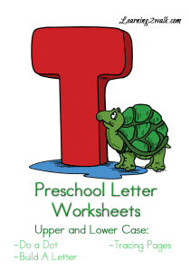 Preschool-Letter-Worksheets-T