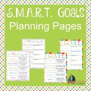 SMART Goals Submit
