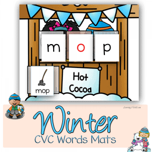 Winter-CVC-Words-Worksheets-mats-square