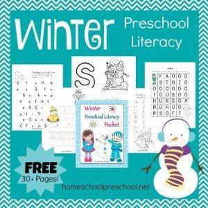 Winter Literacy Submit